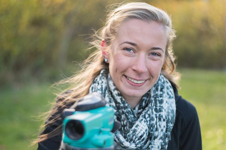 UNH student Sarah Jakositz