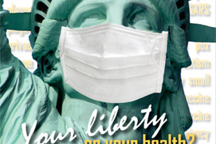 Your Liberty or Your Health? cover