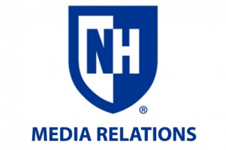 image of UNH Shield Media Relations