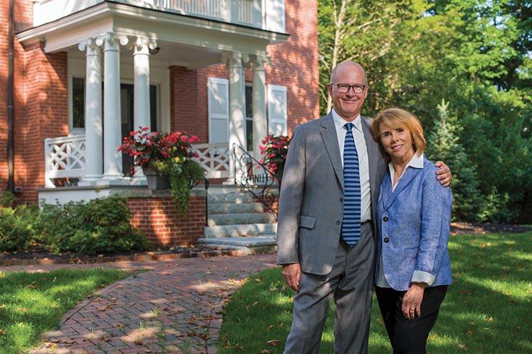Jim and Jan Dean