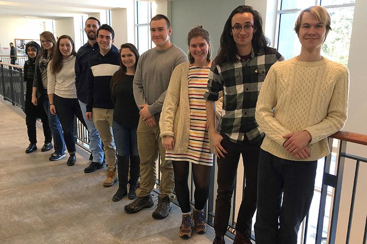 photo of ten ambassadors in Hamilton Smith