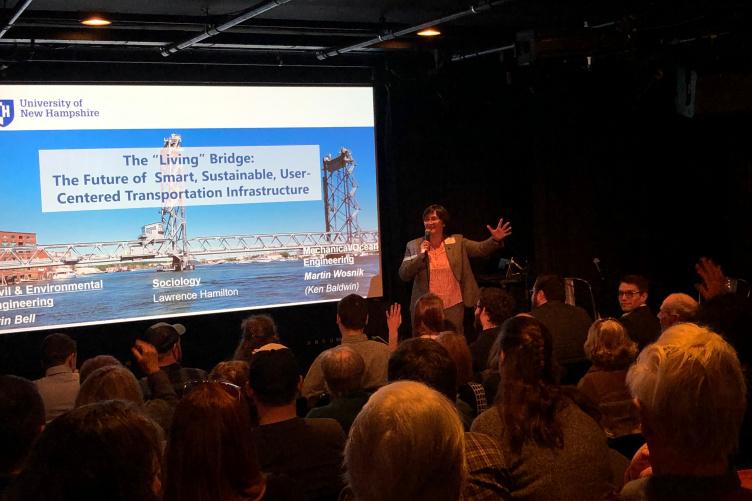 Living Bridge Panel a Sold-Out Success