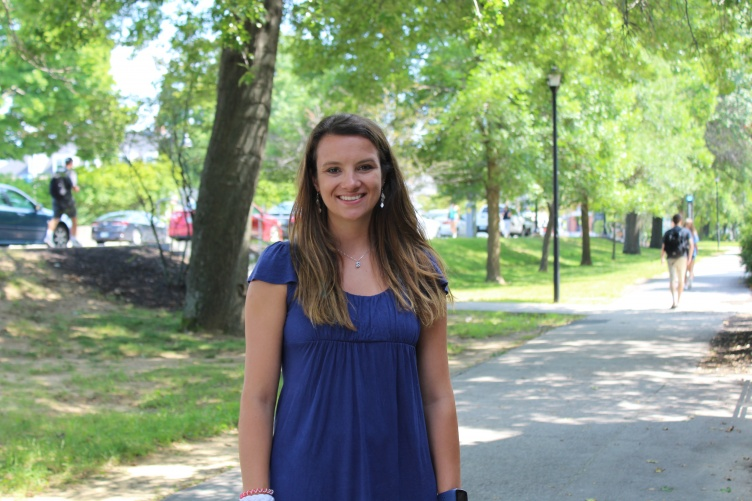 Sarah Nadeau, a Master of Public Policy student at the Carsey School
