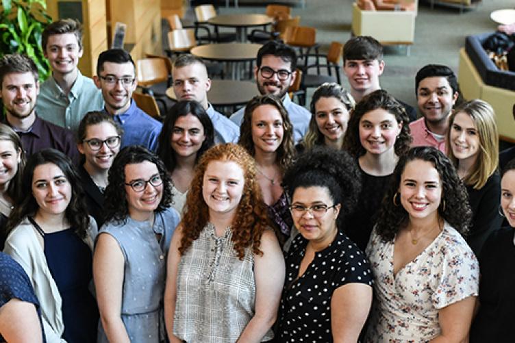 the 25 Social Innovation interns