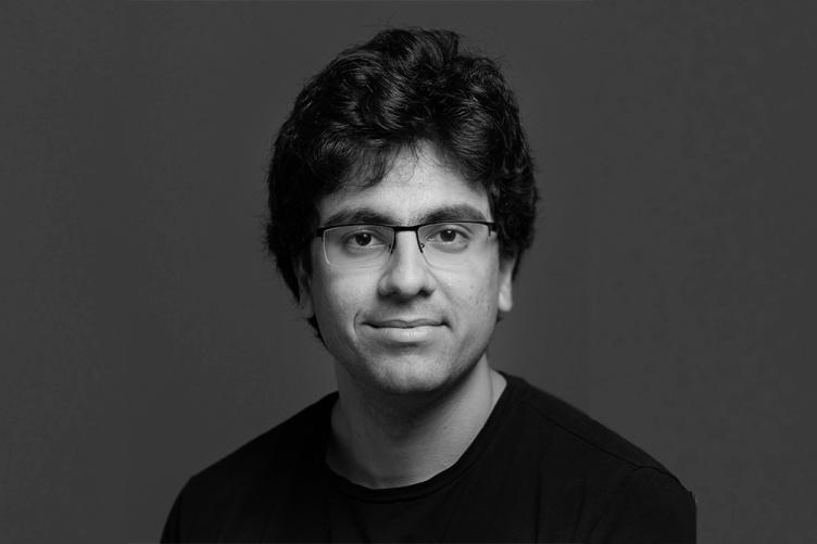 Mahad Khan '21, politics and society major at UNH Manchester