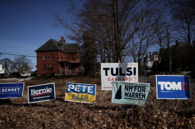New York Times: New Voters Shift NH Demographics