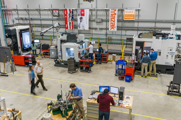 Advanced-manufacturing-center-shot-from-overhead