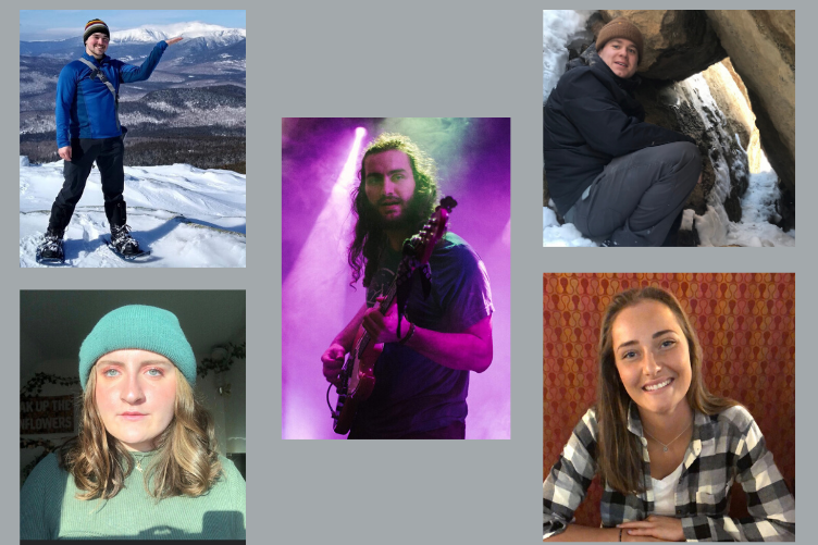 Five outdoor ed and leadership students created a resource for educators to better engage their students in online learning