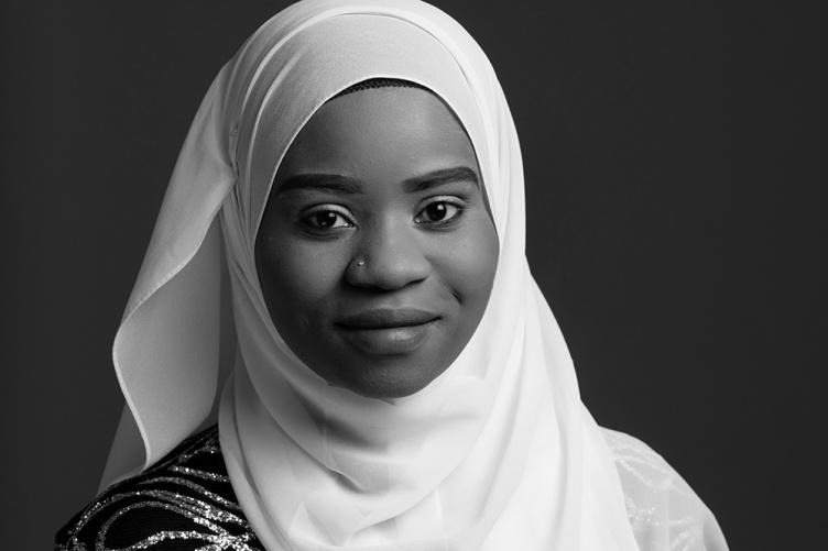 Safia Haji '19, UNH Manchester English teaching major