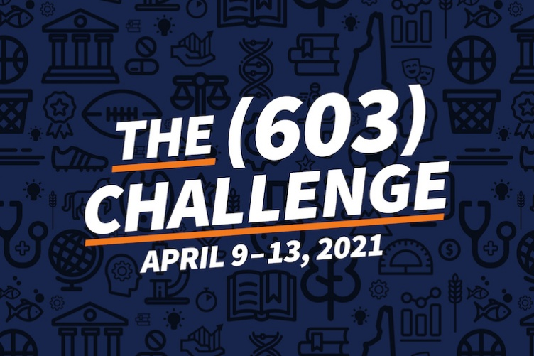 graphic of 603 Challenge