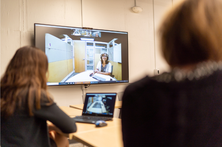 Using technology in the telehealth practice center