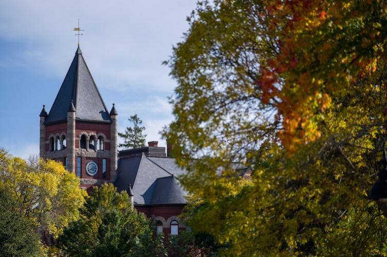 Campus photo at UNH
