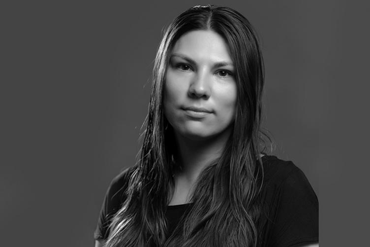 Tatiana Iuferova '20G, a graduate of the master's in information technology program at UNH Manchester
