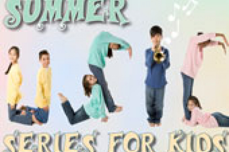 children's music series poster