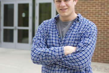 UNH graduate Ian Gagnon