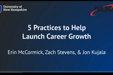 5 Practices to Help Launch Career Growth - Alumni Professional Development