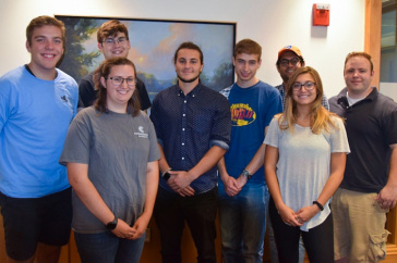 UNH students accepted to Clinton Global Initiative University