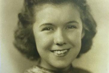 UNH alumna Beverly Swain Powell Woodward '39