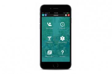 UNH uSafeUS app