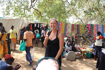 UNH Students Conduct J-Term Field Research Across the Globe
