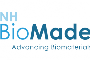Text logo for NH BioMade
