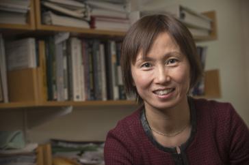 Associate professor of marketing Shuili Du