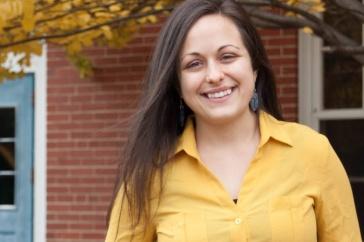 Image of Sarah.