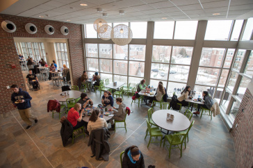 UNH's Holloway Commons