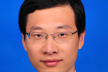 Physics professor Jiadong Zang