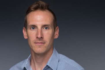 photo of Paul Robertson