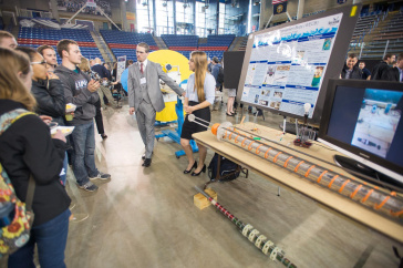 UNH undergraduate research conference 2017