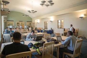 Athletic Library at UNH