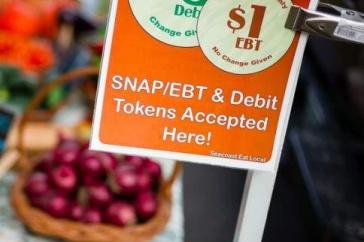Snap/ebt and debit tokens sign