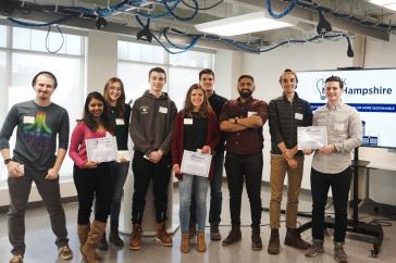 Winners of IOL Hack NH 2019