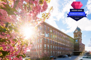 UNH Manchester Named a 2020 Hidden Gem by College Raptor