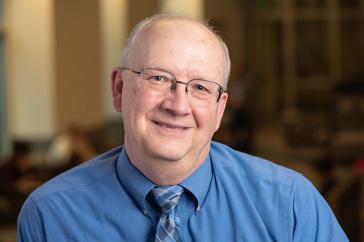 headshot of Ken Johnson