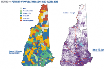 In NH, Migration Drives Population Growth
