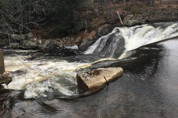 Image of NH dam