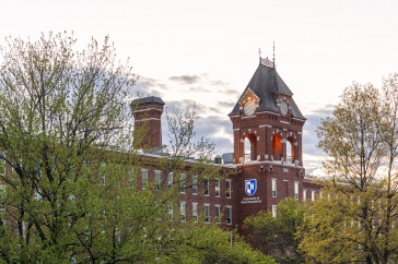 University of New Hampshire at Manchester Pandora Mill Building