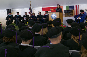 UNH's Law's 2019 Commencement