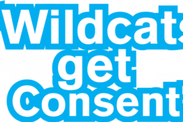 "A graphic that reads ""Wildcats get Consent"""