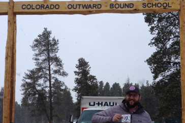 UNH Alum Ben Fickett helping to bring the Outward Bound collection to UNH