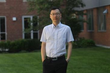 professor Jiadong Zang