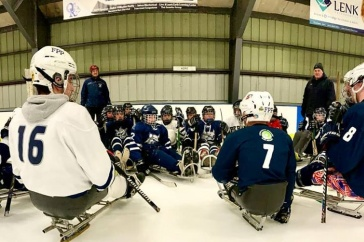 Northeast Passage Sled Hockey Group