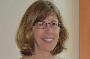 Political science professor Jeannie Sowers headshot