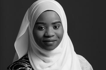 In Our Own Voices: Safia Haji '19