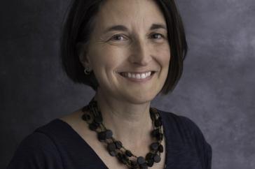 Headshot of professor Serita Frey