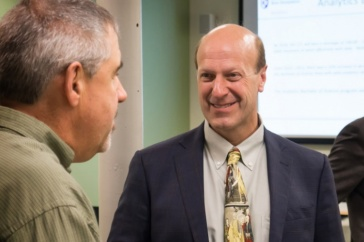 Professor James Ramsay, Ph.D., will lead a virtual info session about UNH's homeland security program on March 2.