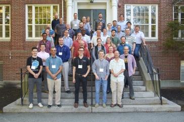 Class of 2018 UNH marine acoustics short course