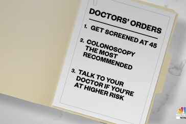 """A graphic of a folder with a note stating a list of """"Doctors' Orders"""""""